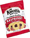 Knott's Berry Farm Raspberry Shortbread, 2-Ounce Packages (Pack of 8)