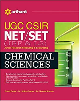 Buy UGC-CSIR NET (JRF & LS) Chemical Science (New Edition
