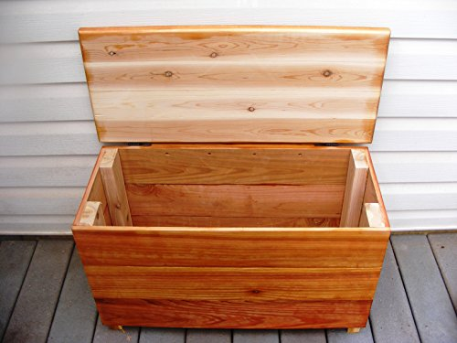 Cedar Chest And Storage Bench Size 30 X 19 X 13 Inches By Steveu0027s Gift  Shoppe