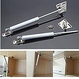 Cabinet Door Lift Support, Set of 2 Gas Prop Gas