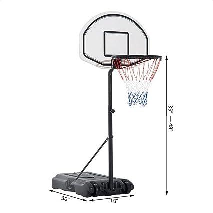 12 Buckles Green Basketball Hoop Net Outdoor Shoot Training Heavy Duty UK
