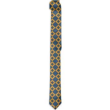 Corbata floral impresa para hombres, patrón clásico antiguo con ...