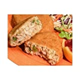 New Wave Kaptains Ketch Breaded Deviled Crab Cake, 3 Ounce -- 32 per case.