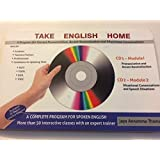 Take Engish Home - Spoken English - Pronunciation correction - English Speech and Conversation exercises - 2 Audio CDs