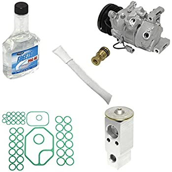 Universal Air Conditioner KT 1866 A/C Compressor and Component Kit