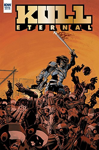 Kull Eternal Annual 2018 (English Edition)