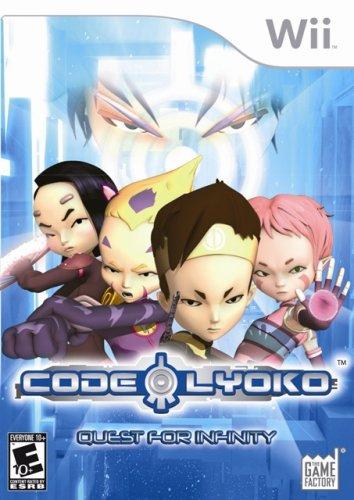 Code Lyoko: Quest for Infinity - Nintendo Wii (Wii Ware Code)