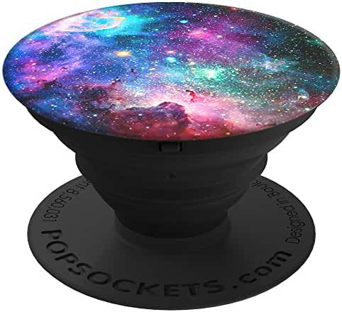 PopSockets: Expanding Stand and Grip for Smartphones and Tablets - Blue Nebula