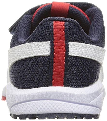 Puma Kids Carson Runner Mesh Ve V Inf Sneaker High Risk Red-puma White