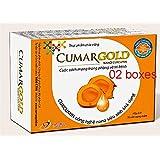 02 Boxes CumarGOLD - NANO CURCUMIN - Anti Inflammatory & Pain Reliever