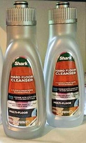 (2 Shark Hard Floor Cleanser Multi-Floor 20 Oz. RU820 Use With Steam & Spray Mops & Sonic Duo. NEW LOOK, SAME GREAT PERFORMANCE!)