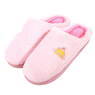 1960fcbbd0c Cotton Slippers House Shoes Spa Slippers Baboosh Indoor Slippers Cute Non- Slip Thick Cotton Slippers