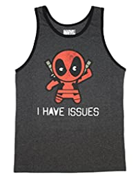 Marvel Comics Deadpool Tinypool issues Tank Top