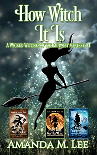 How Witch It Is: Wicked Witches of the Midwest Books 1-3 (Wicked Witches of the Midwest Box-Set Book 1) -