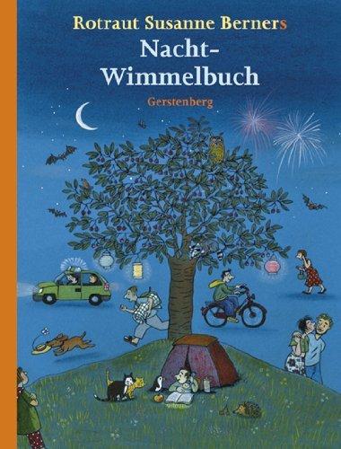 By Rotraut Susanne Berner Nacht-Wimmelbuch (Midi-Ausgabe.) [Board book] pdf