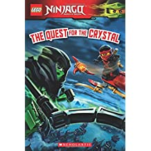 LEGO® Ninjago: Reader #14: The Quest for the Crystal