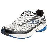 Brooks Men's Adrenaline GTS 10 Running Shoe,White/Deep Royal/Black,10.5 US D