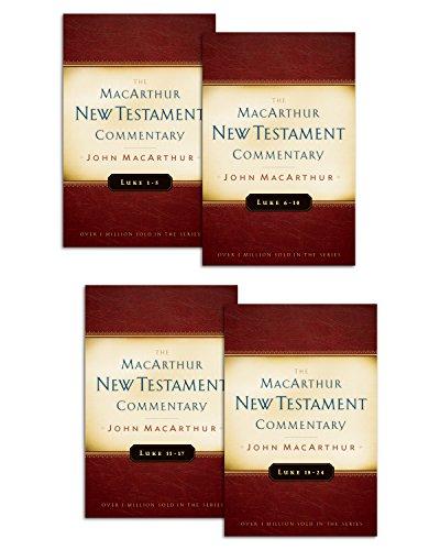 Download luke 1-24 macarthur new testament commentary set.