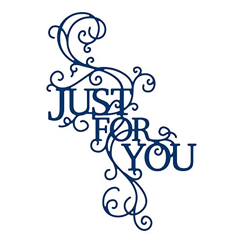 Tattered Lace Just For You Swirl Cutting Die TLD0674 by Tattered Lace