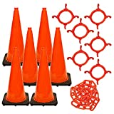 Product review for Mr. Chain 93213 Traffic Cone and Chain Kit, Traffic Orange
