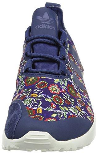 Adidas Dame Zx Flux Adv Verve Sneakers Mehrfarbig (st Mørk Skifer / St Mørk Skifer / Kerne Hvid) Pgtw6TTH