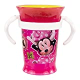 Baby : Disney Minnie Mouse Grow Up Cup, Pink, 7 Ounce