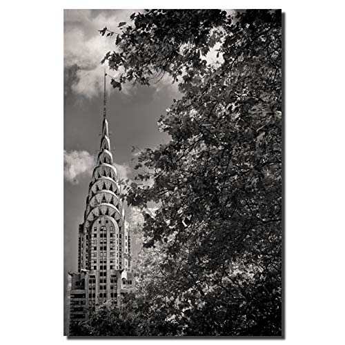 eFrame Fine Art | Chrysler Building New York City Manhattan Architecture Art Deco Black and White Photograph by Vincent Versace 16