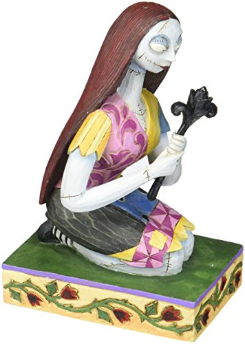 Disney Traditions by Jim Shore The Nightmare Before Christmas Sally Stone Resin Figurine, 6