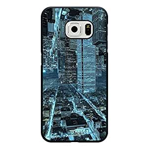 Attractive Inception Phone Case Cover For Samsung Galaxy S6 Edge Inception Wallpaper