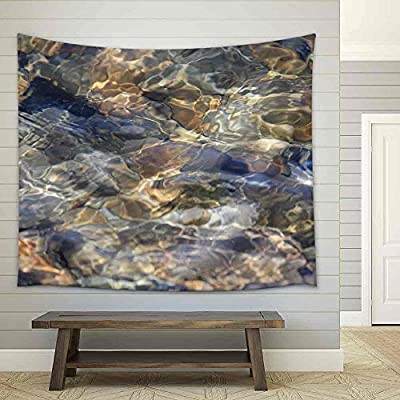 Premium Creation, Stunning Picture, The Texture of The Water Surface Fabric Wall