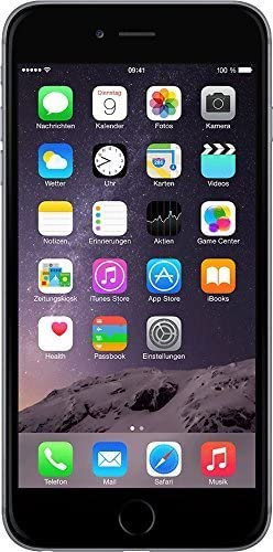 Apple iPhone 6 Plus - Smartphone libre iOS, Pantalla 5.5
