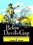 Below Devil's Gap, James, Louise B., 0934188092
