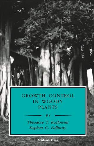 Growth Control in Woody Plants (Physiological Ecology) Pdf