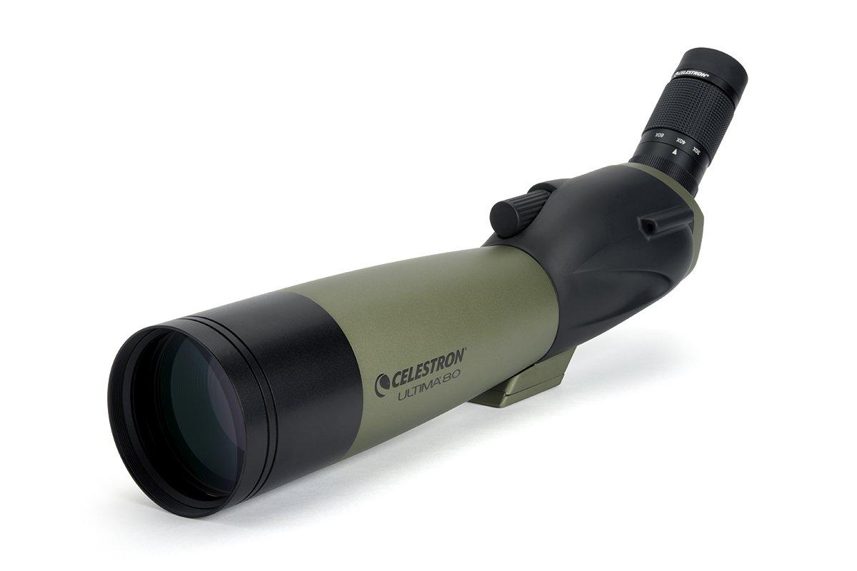 Celestron 52250 80mm Ultima Zoom Spotting Scope by Celestron