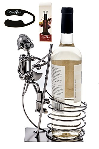 Awesome Gift! Tabletop Wine Bottle Holder : Click For More Info