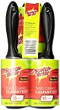 Scotch-Brite Lint Rollers, Super Saver Pack, 15 Count, 95 Sheets