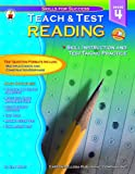 Teach & Test Reading Grade 4