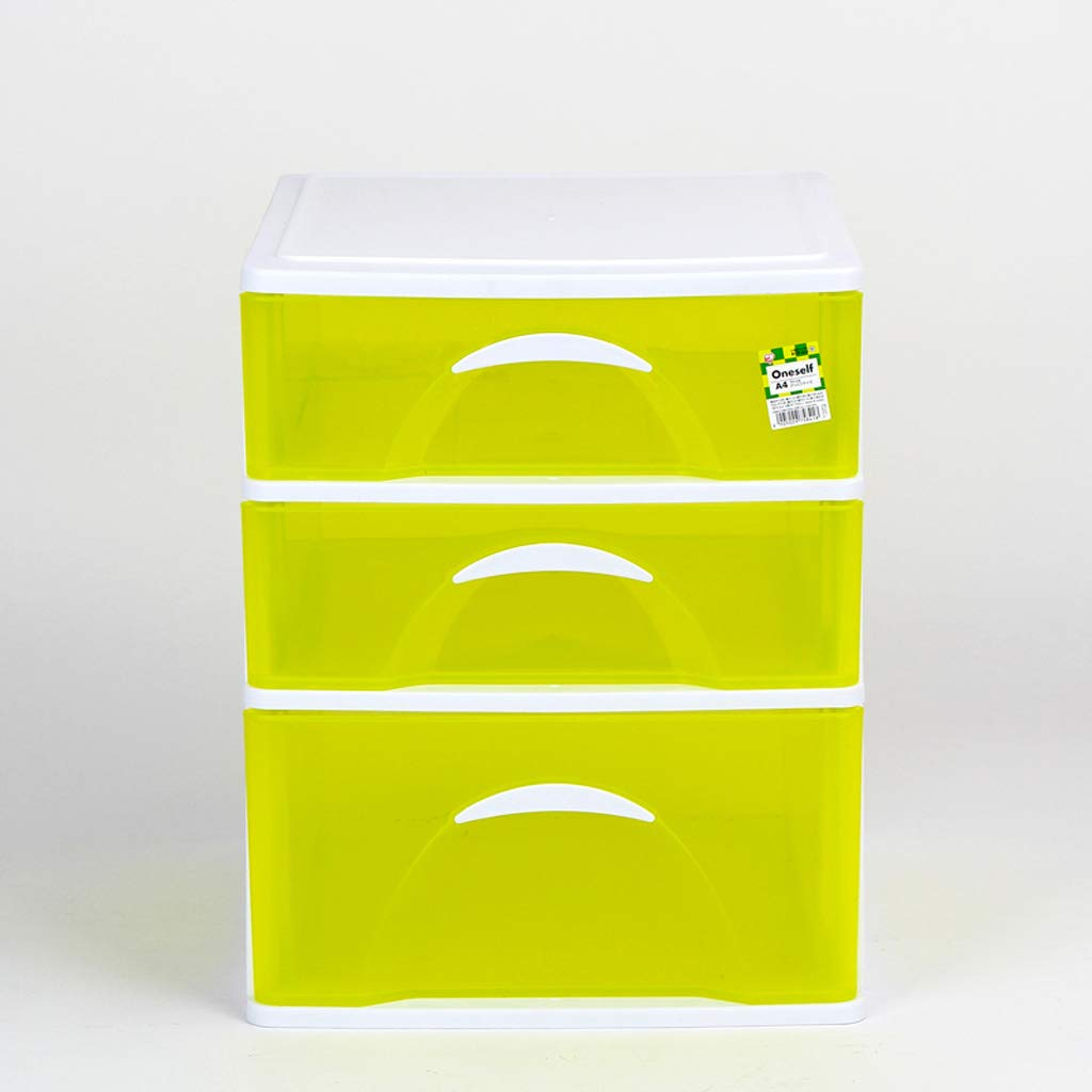 File cabinets LITING Storage Box Office Desk Stationery Small Multi-Layer Drawer Plastic (Size : 360mm384mm312mm)