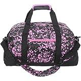 Jetstream Womens Pink Travel Luggage Gym Bag