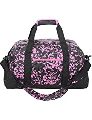 Jetstream Womens Pink Travel Luggage Gym Bag