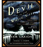 img - for The Devil in the White City : Murder, Magic, and Madness at the Fair That Changed America(CD-Audio) - 2007 Edition book / textbook / text book