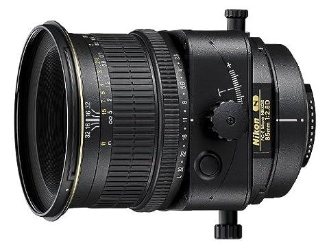 Nikon PC-E FX Micro NIKKOR 85mm f/2.8D Fixed Zoom Lens for Nikon DSLR Cameras (Nikon 85 Mm D)