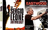 Sergio Leone and Clint Eastwood Director's Collection - Man With No Name Trilogy, Duck, You Sucker, Letters from Iwo Jima, Million Dollars Baby, Mystic River & Unforgiven 12-DVD Bundle