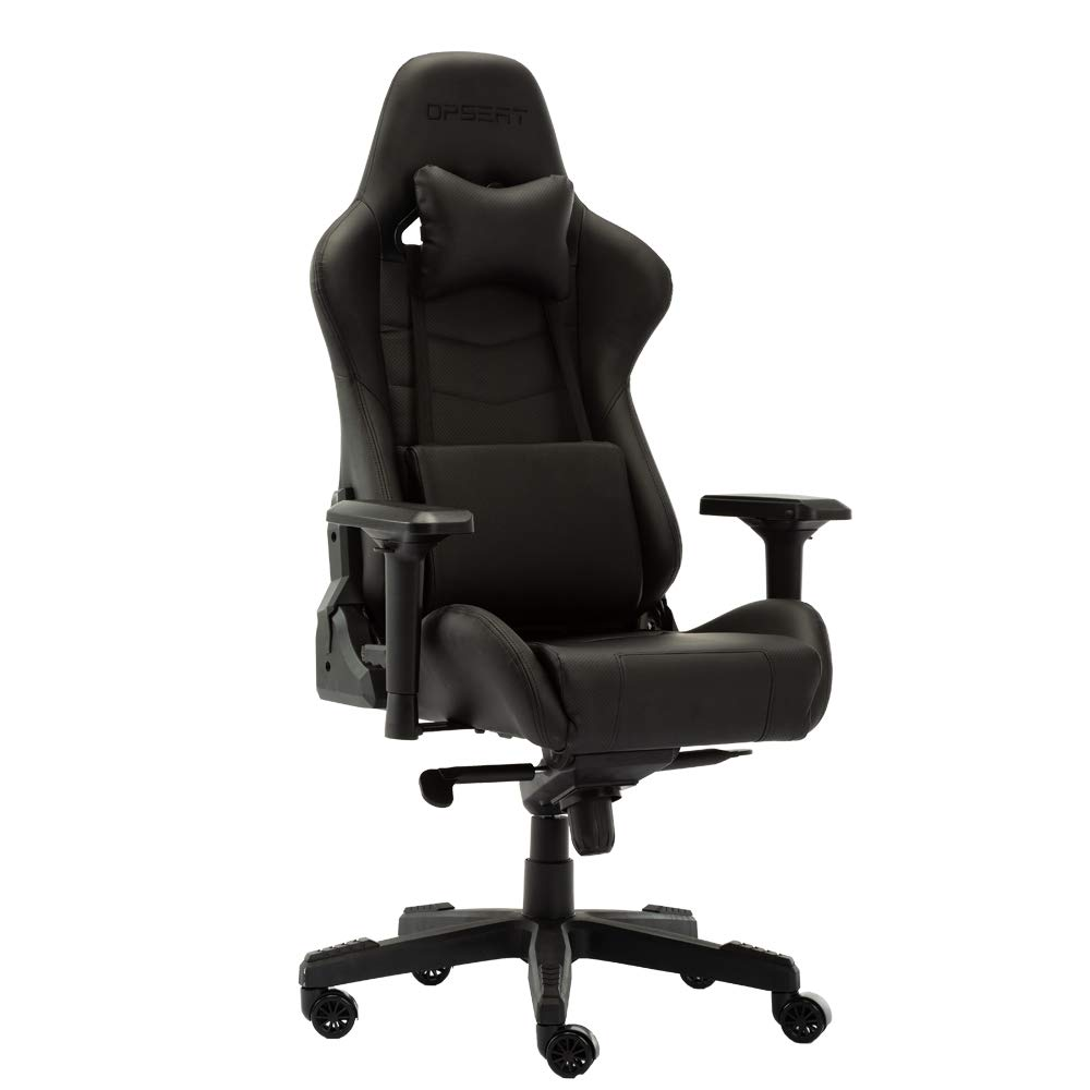 OPSEAT Master Black Gaming Chair by OPSEAT