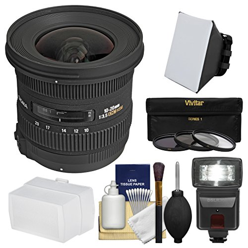 Sigma 10-20mm f3.5 EX DC HSM for Nikon - 9