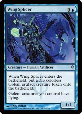 Magic: the Gathering Wing Splicer ()