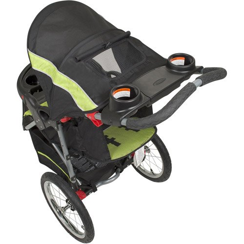 Baby Trend Expedition Travel System with Stroller and Car Seat, Electric Lime by Baby Trend (Image #3)