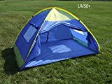 Genji InstantUp Pop Up Park and Beach Sun Shelter Tent with Door Review
