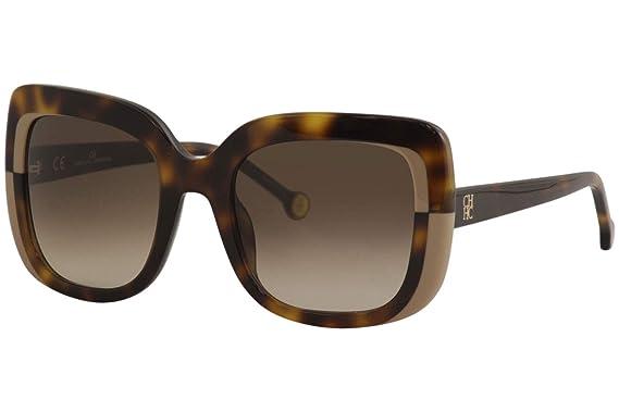 Amazon.com: CH Carolina Herrera SHE786 SHE/786 0752 - Gafas ...