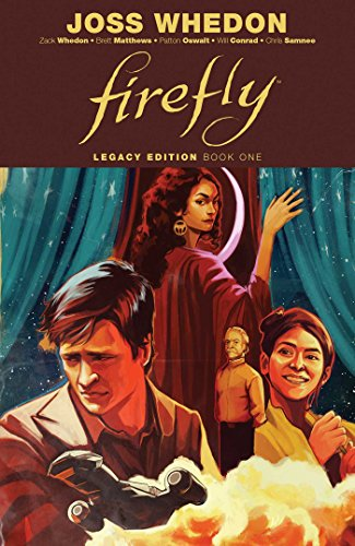 Book cover from Firefly: Legacy Edition Book One by Zack Whedon